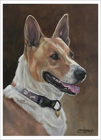Animal Artist  Painting Painter dogs, pets